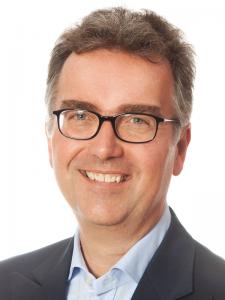 Portraitbild Dr. Sigurd Rink