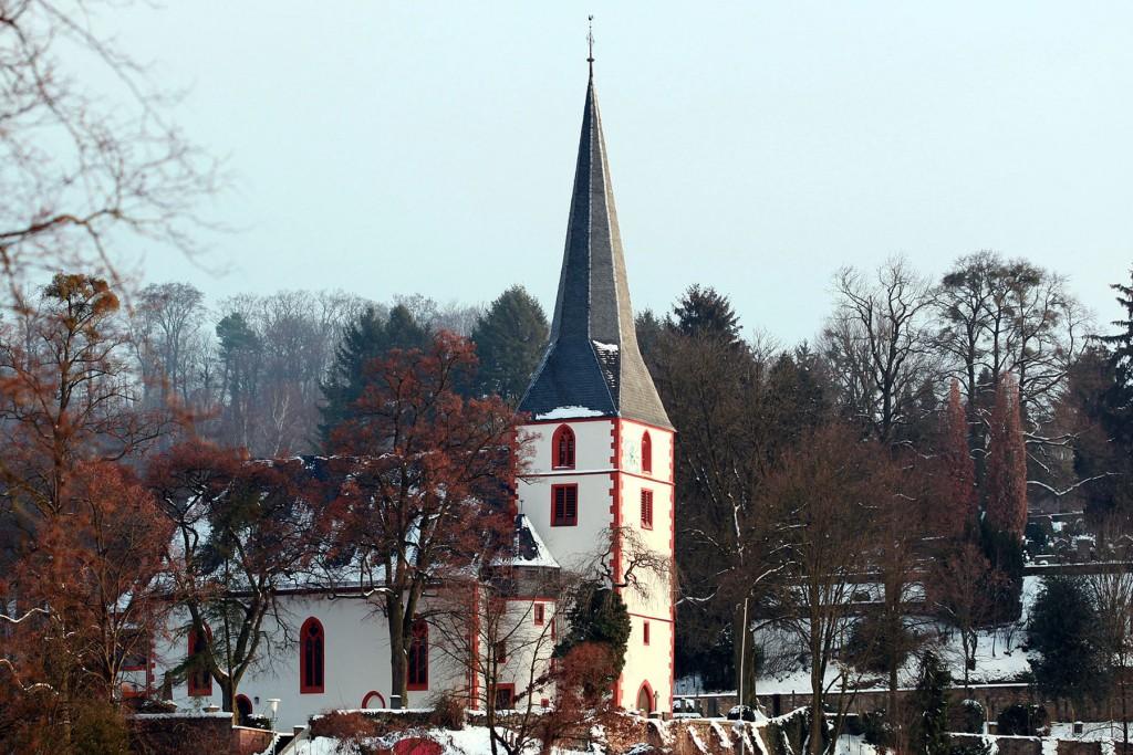 Bergkirche Auerbach
