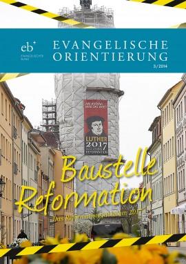 """Das farbige Mitgliedermagazin """"Evangelische Orientierung"""""""