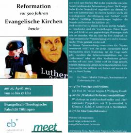 Flyer EB Württenberg 500 Jahre Reformation und Kirchen heute