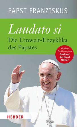 """""""Laudato Si"""" - Papst Franziskus veröffentlicht Umwelt-Enzyklika"""