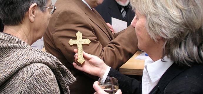 Evangelisch und Ökumenisch lautet das Motto des Evangelischen Bundes