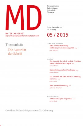 MD 5-15 Titelseite