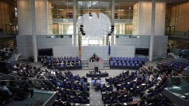 Der Deutsche Bundestag am 5. November 2015
