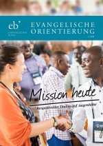 Cover Evangelische Orientierung 1/2018