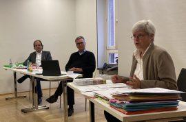 UPDATE Ökumene mit Dr. Dagmar Heller
